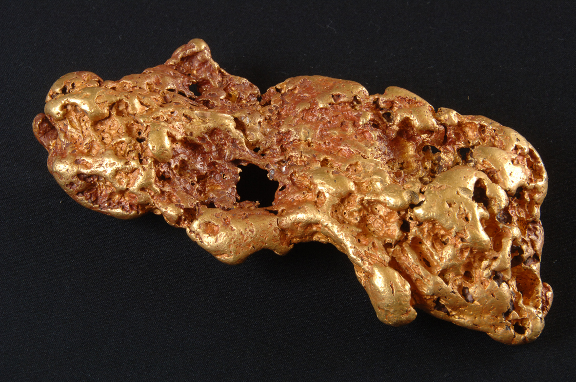 Archbishop NuggetImage: Gold Museum Collection