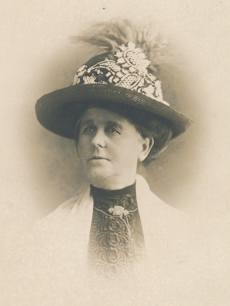 Mary Fenton Blair (nee Whitelaw) in the late nineteenth century Image: Gold Museum Collection